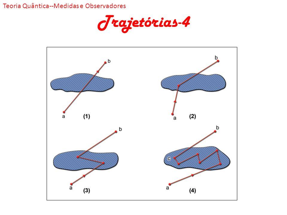 Teoria Quântica--Medidas e Observadores