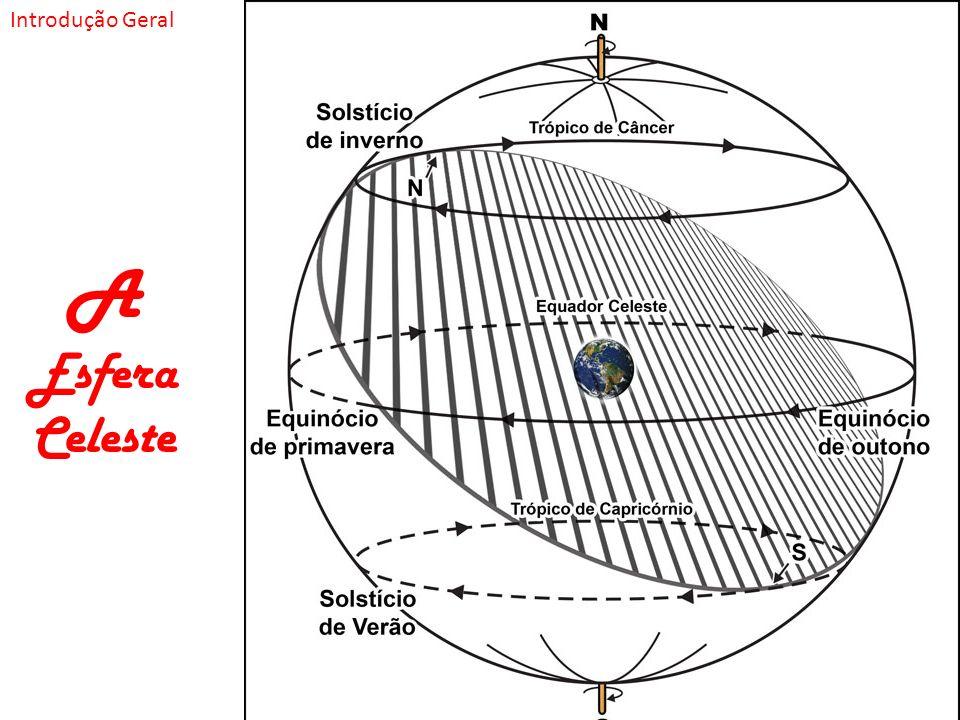 Introdução Geral A Esfera Celeste
