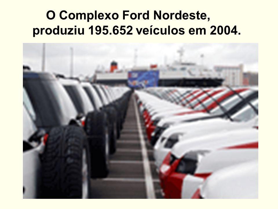 O Complexo Ford Nordeste,