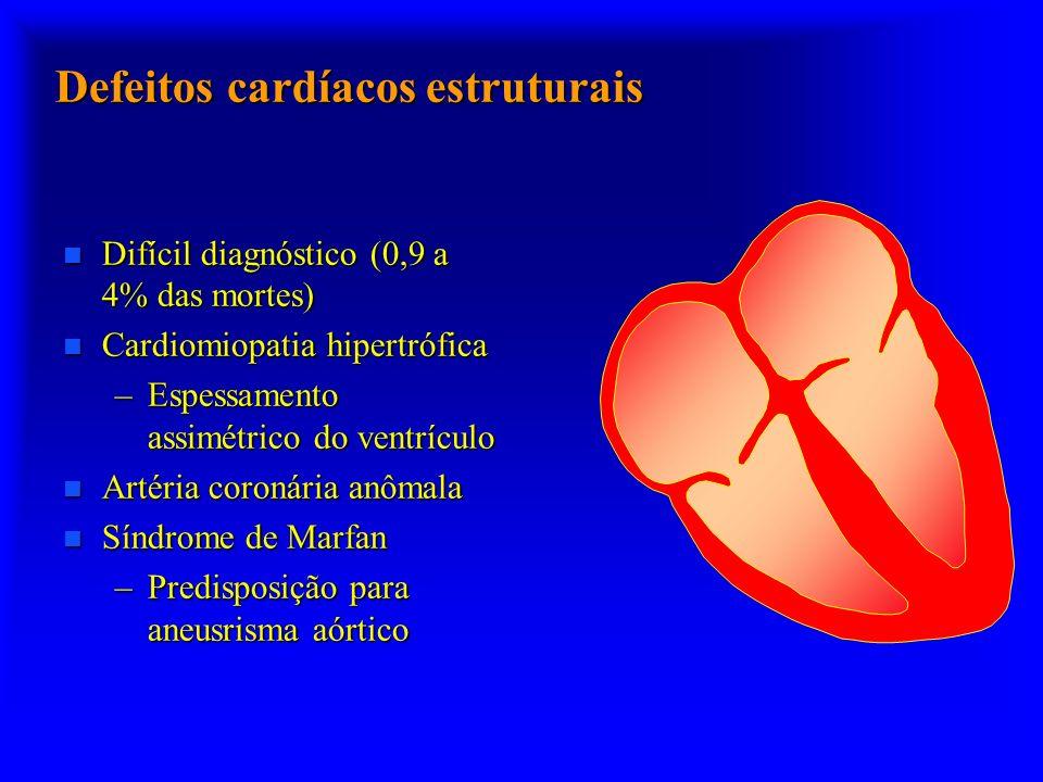 Defeitos cardíacos estruturais