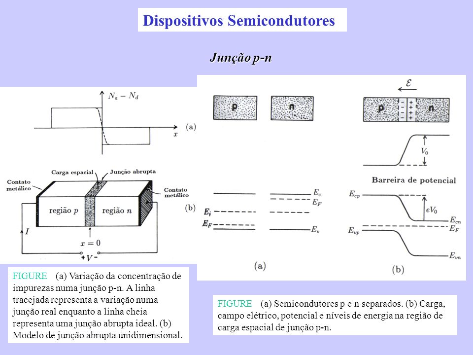 Dispositivos Semicondutores