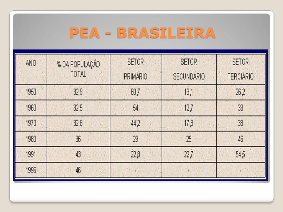 PEA - BRASILEIRA