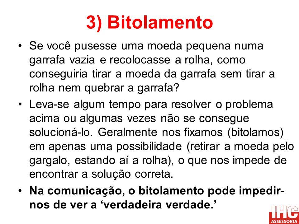 3) Bitolamento