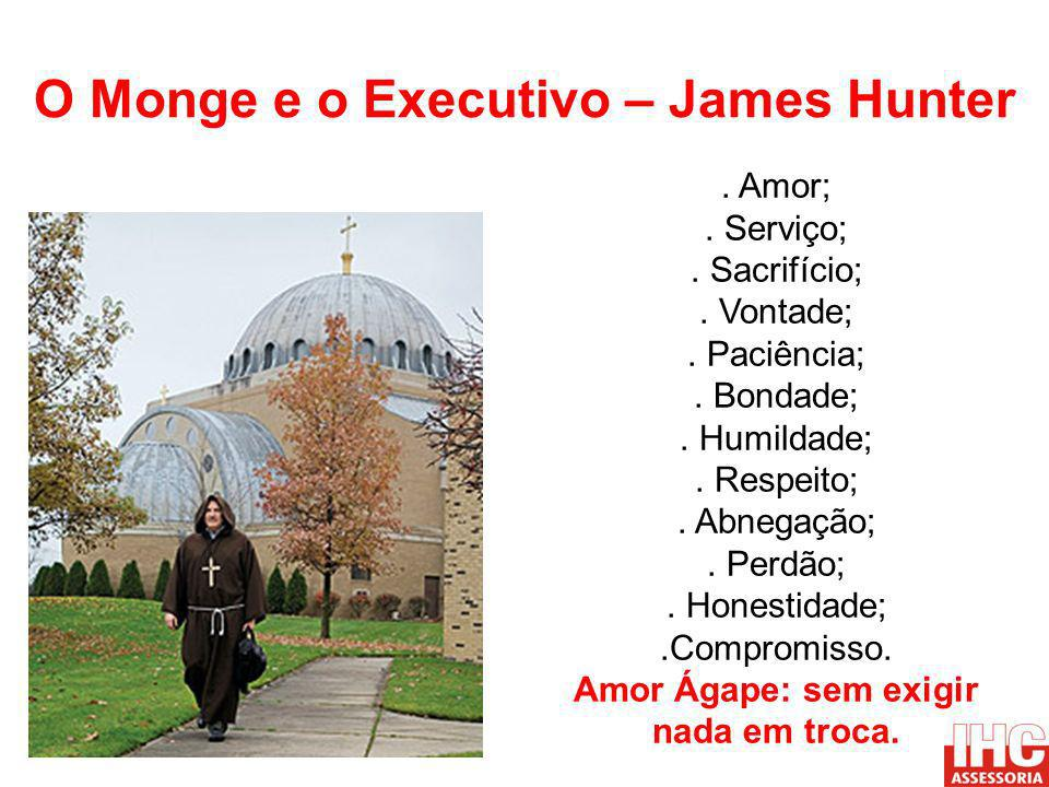 O Monge e o Executivo – James Hunter
