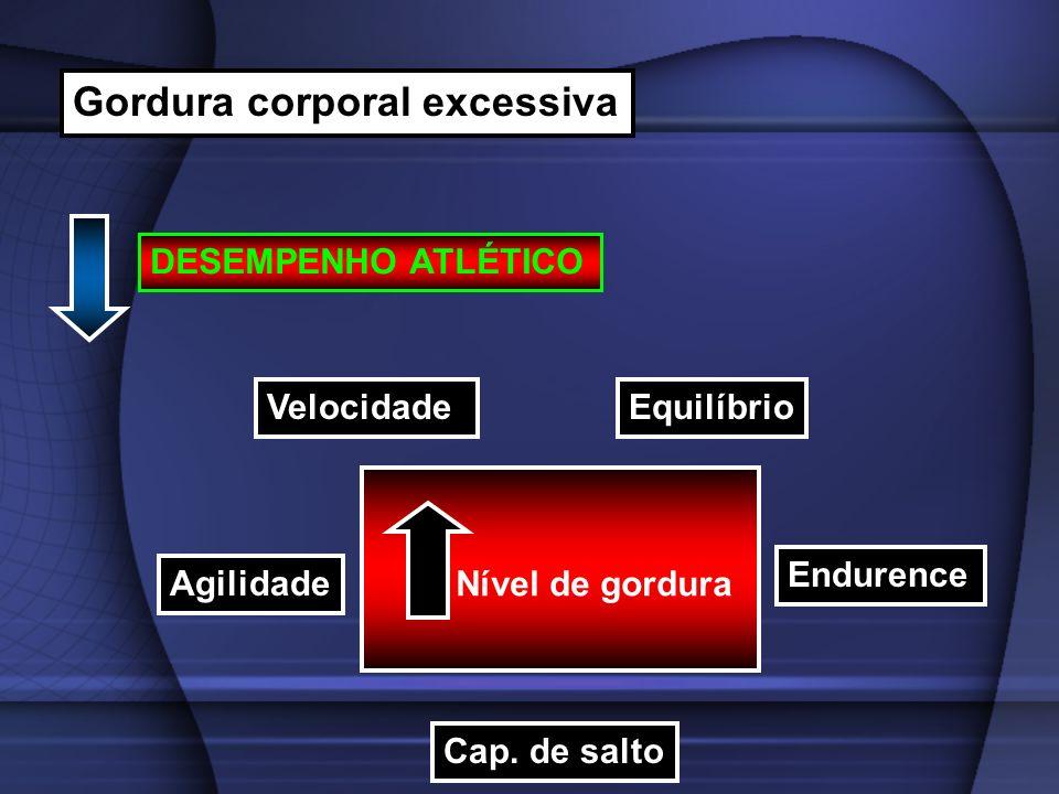 Gordura corporal excessiva