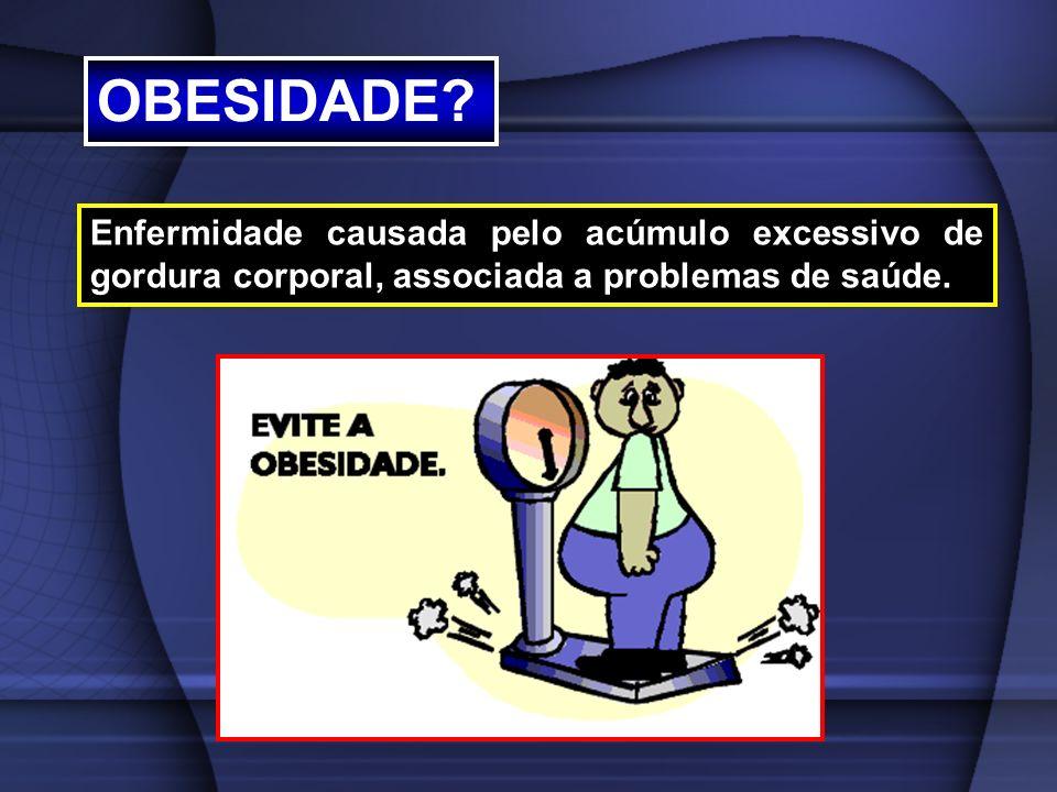 OBESIDADE.