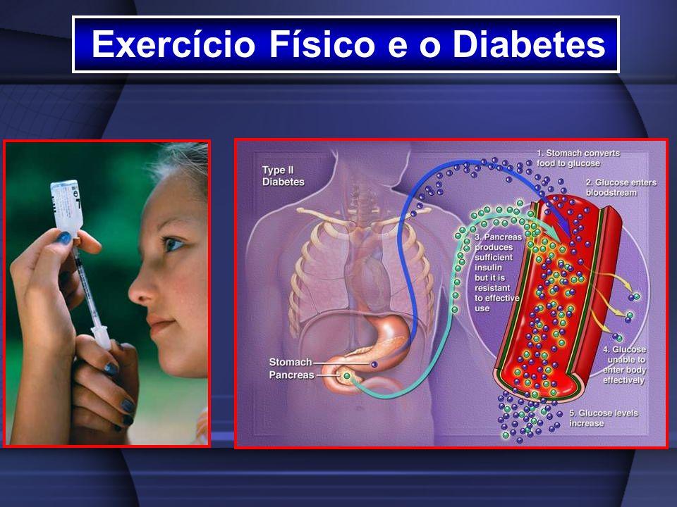 Exercício Físico e o Diabetes