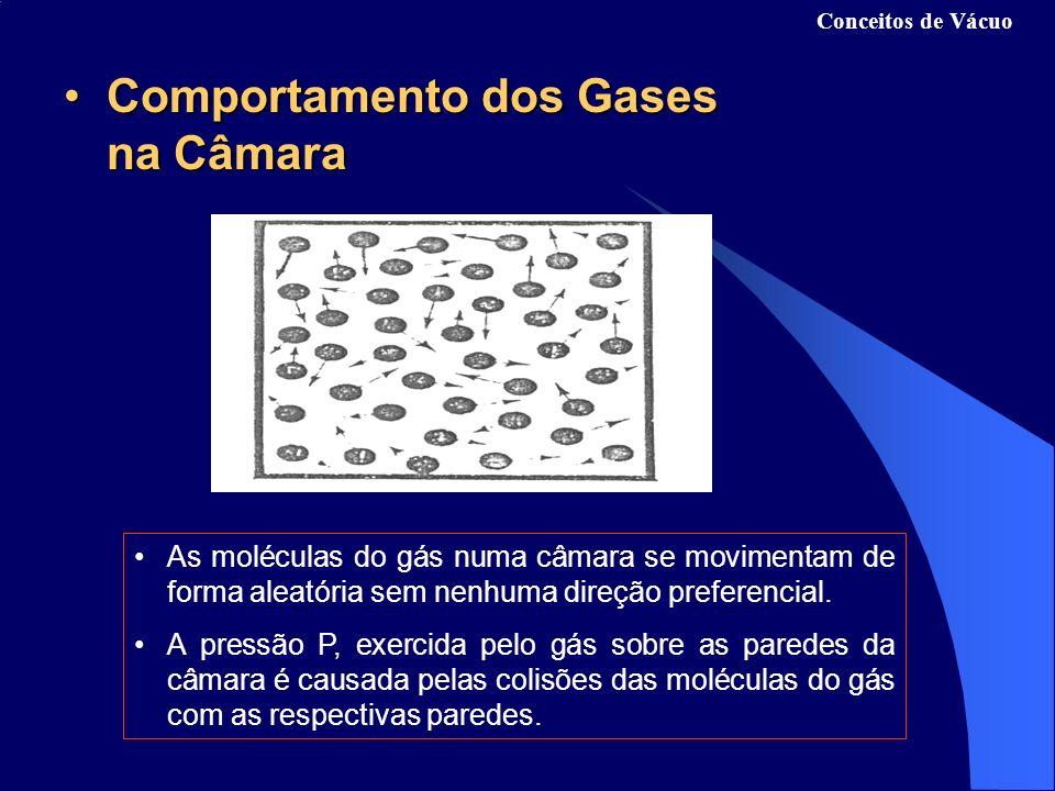 Comportamento dos Gases na Câmara