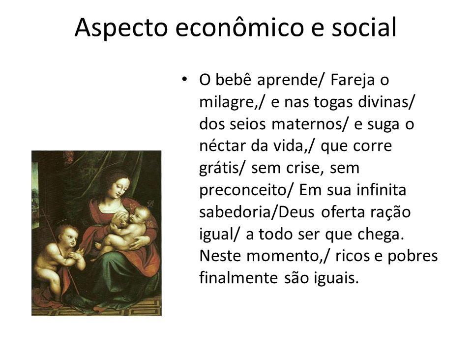 Aspecto econômico e social