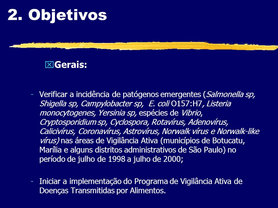 2. ObjetivosGerais: