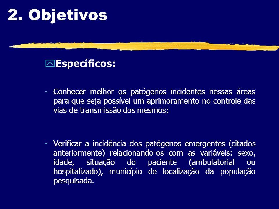 2. Objetivos Específicos:
