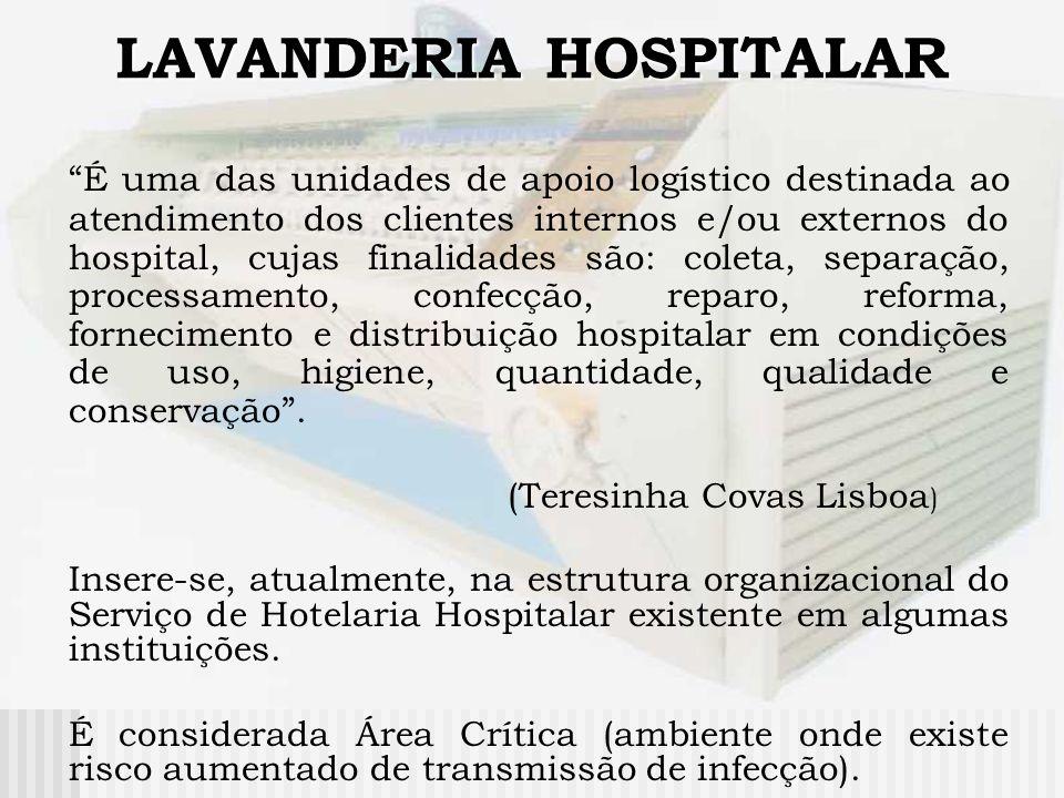 LAVANDERIA HOSPITALAR