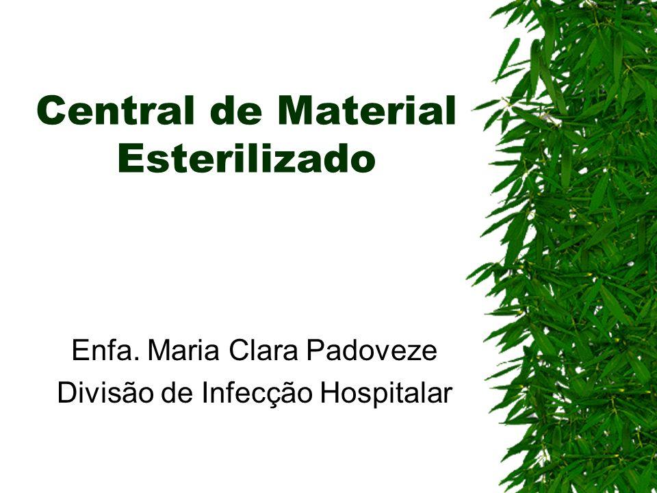Central de Material Esterilizado