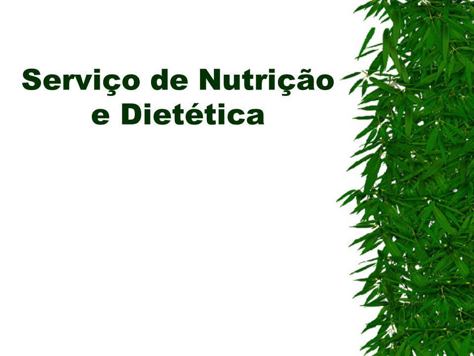 Serviço de Nutrição e Dietética