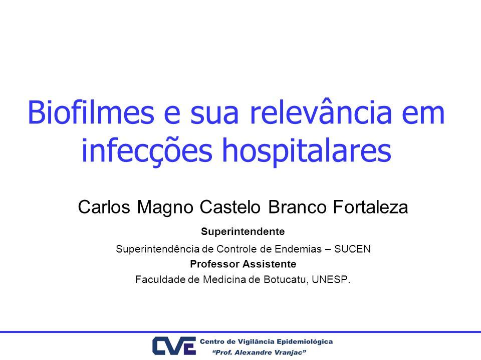 Biofilmes e sua relevância em infecções hospitalares