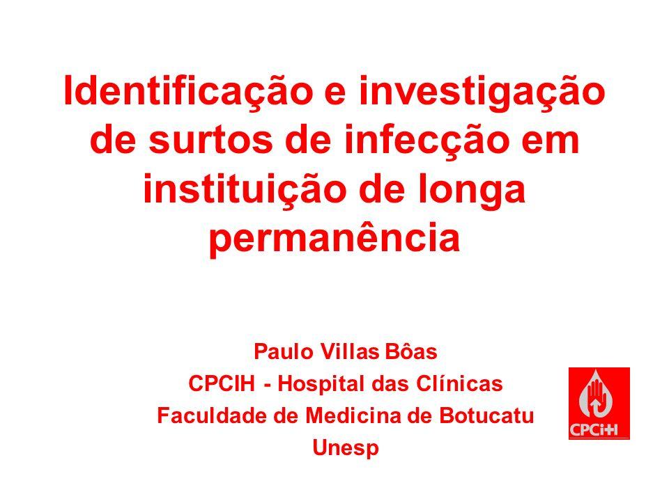 CPCIH - Hospital das Clínicas Faculdade de Medicina de Botucatu