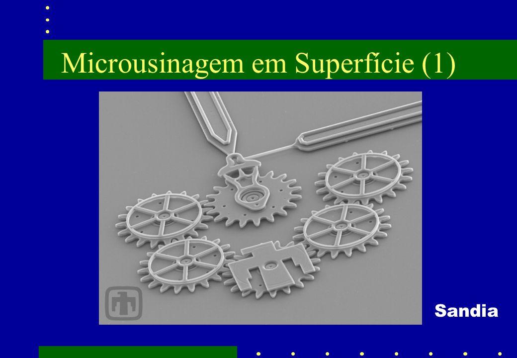 Microusinagem em Superfície (1)