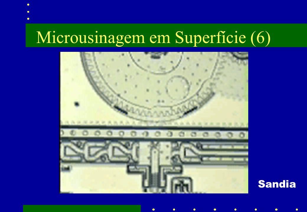 Microusinagem em Superfície (6)