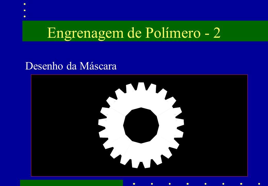 Engrenagem de Polímero - 2
