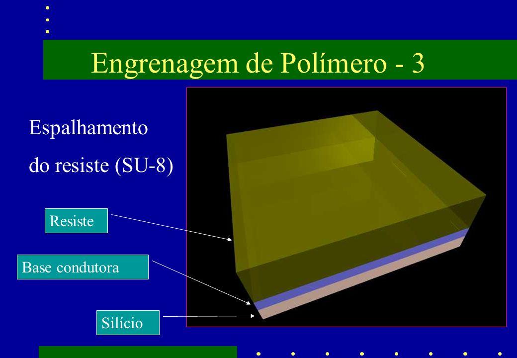Engrenagem de Polímero - 3