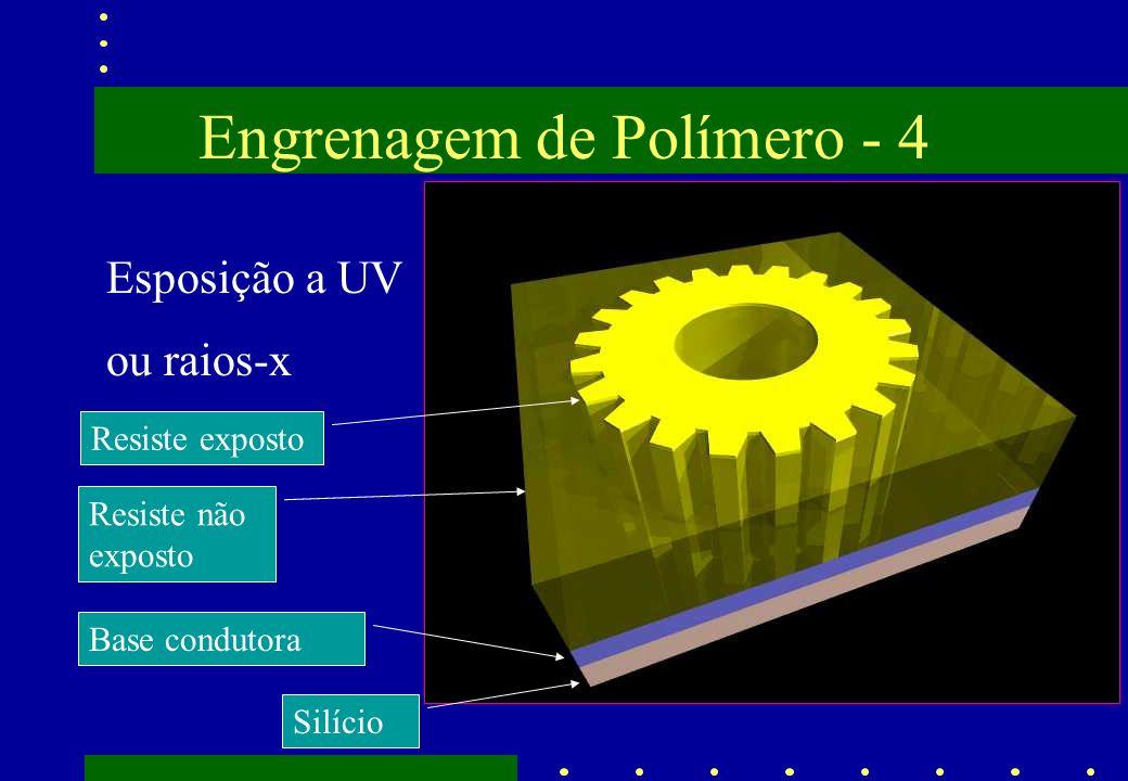 Engrenagem de Polímero - 4