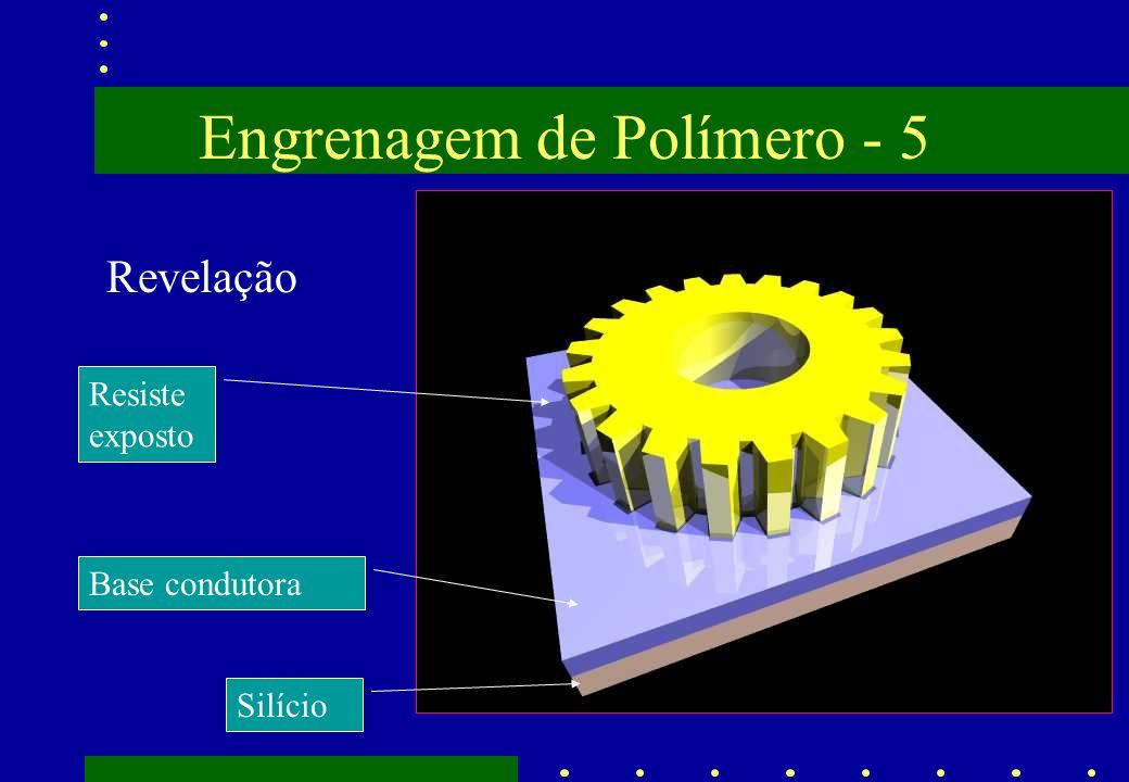 Engrenagem de Polímero - 5