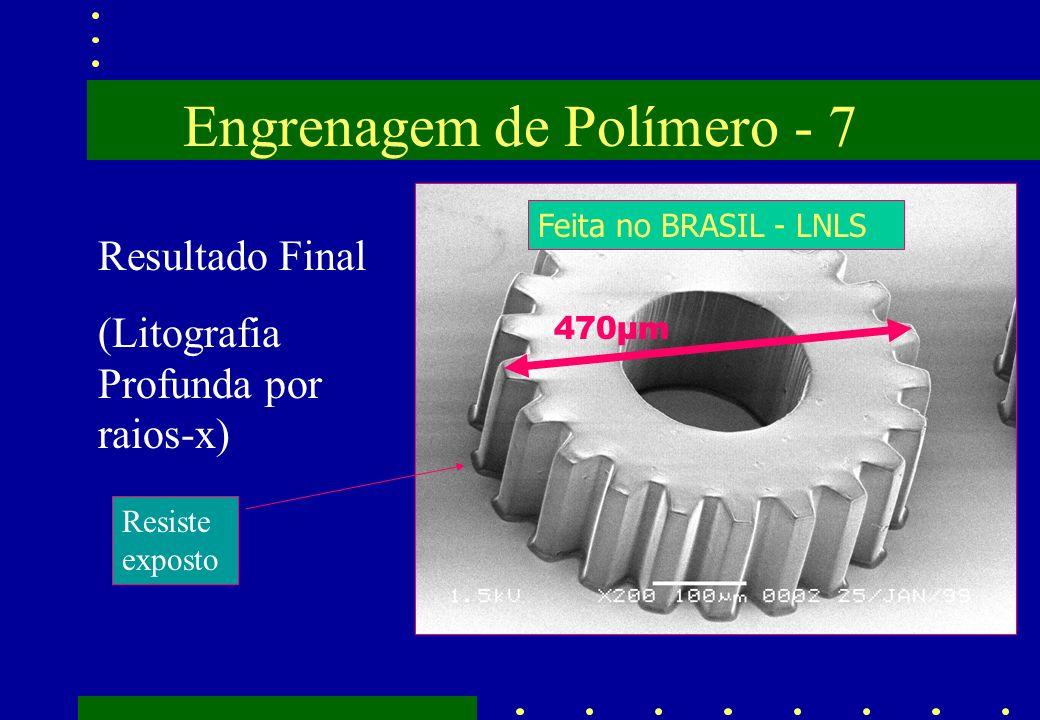 Engrenagem de Polímero - 7
