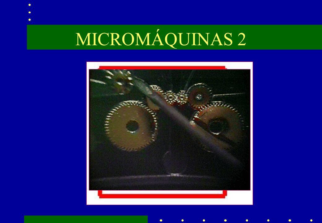 MICROMÁQUINAS 2