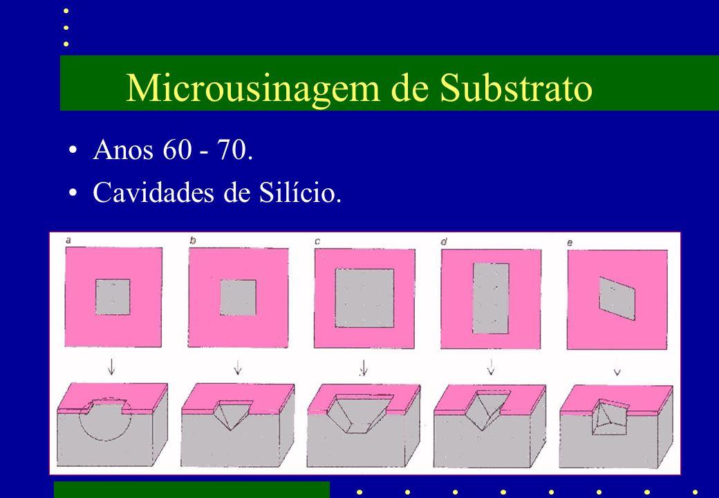Microusinagem de Substrato
