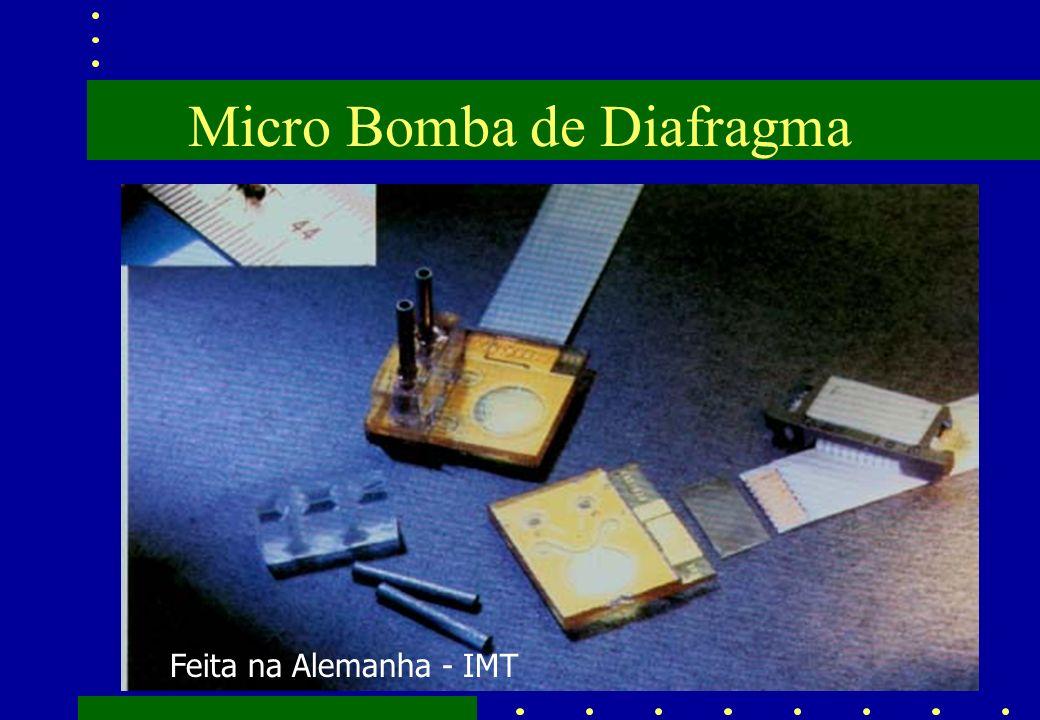Micro Bomba de Diafragma