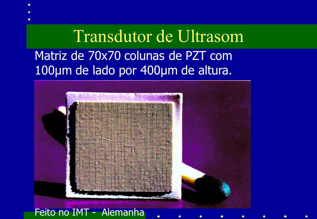 Transdutor de Ultrasom