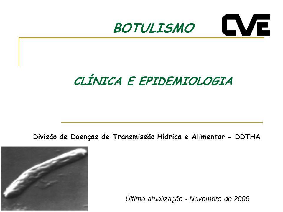 CLÍNICA E EPIDEMIOLOGIA