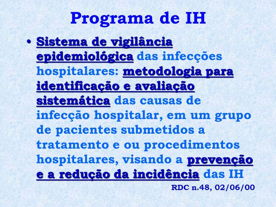 Programa de IH