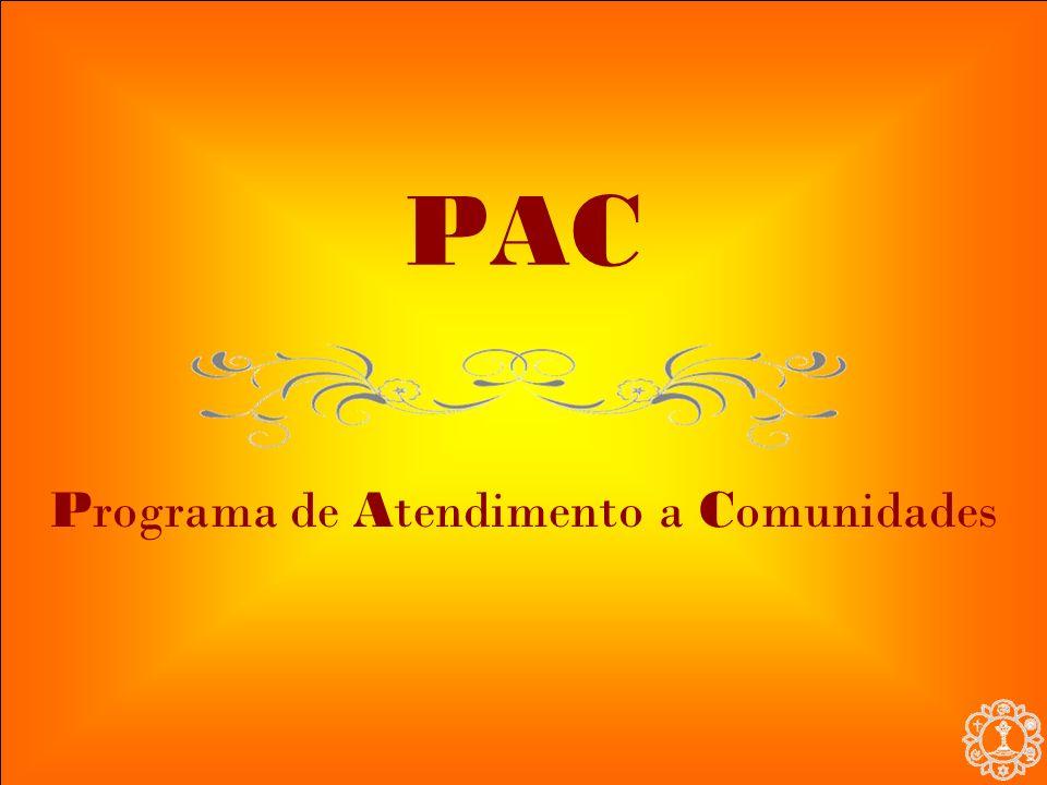 Programa de Atendimento a Comunidades