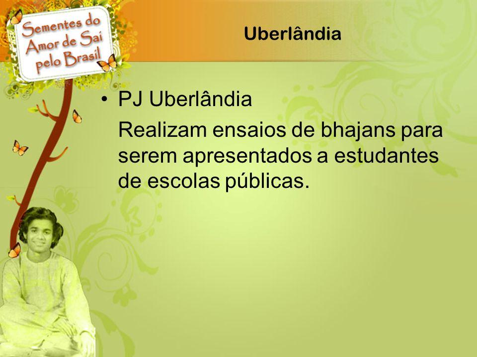 Uberlândia PJ Uberlândia.