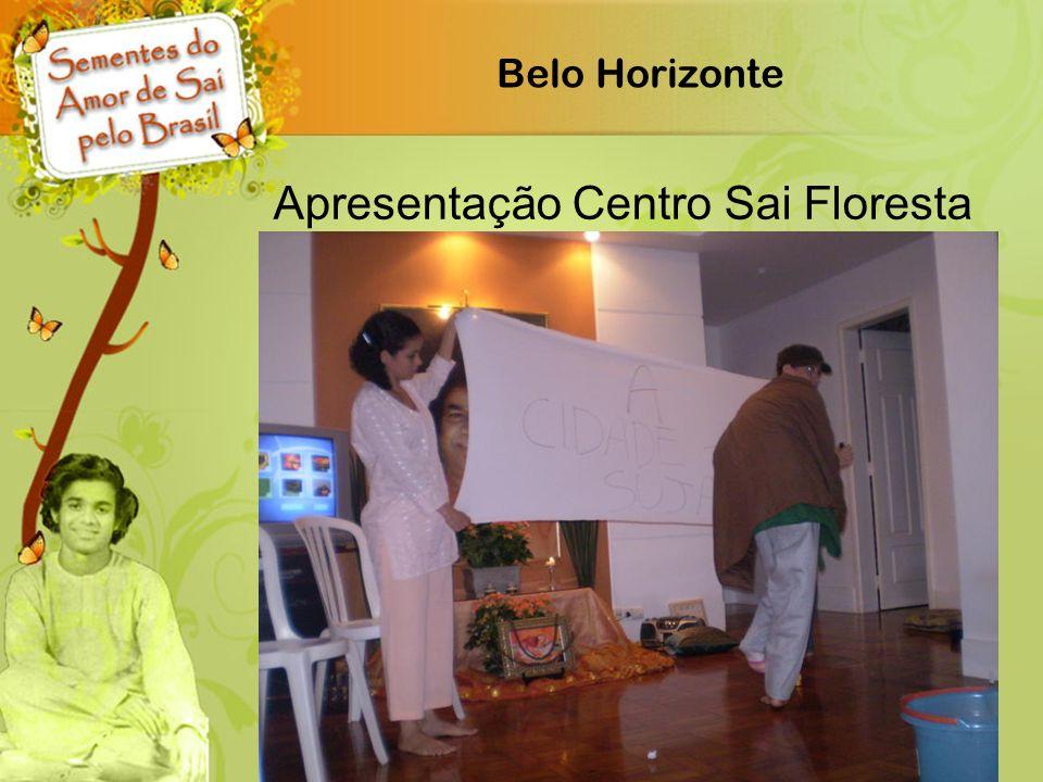 Apresentação Centro Sai Floresta