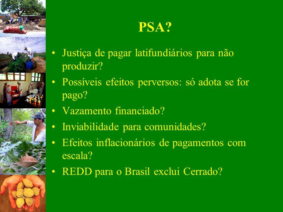 PSA Justiça de pagar latifundiários para não produzir