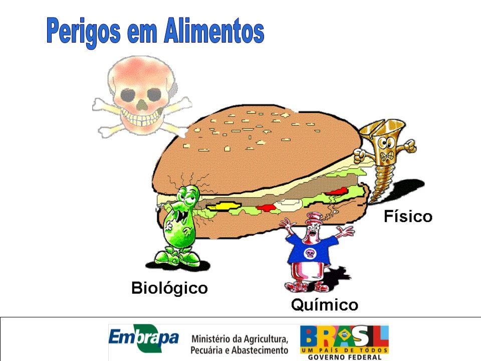 Perigos em Alimentos 1