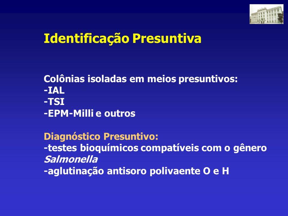 Identificação Presuntiva
