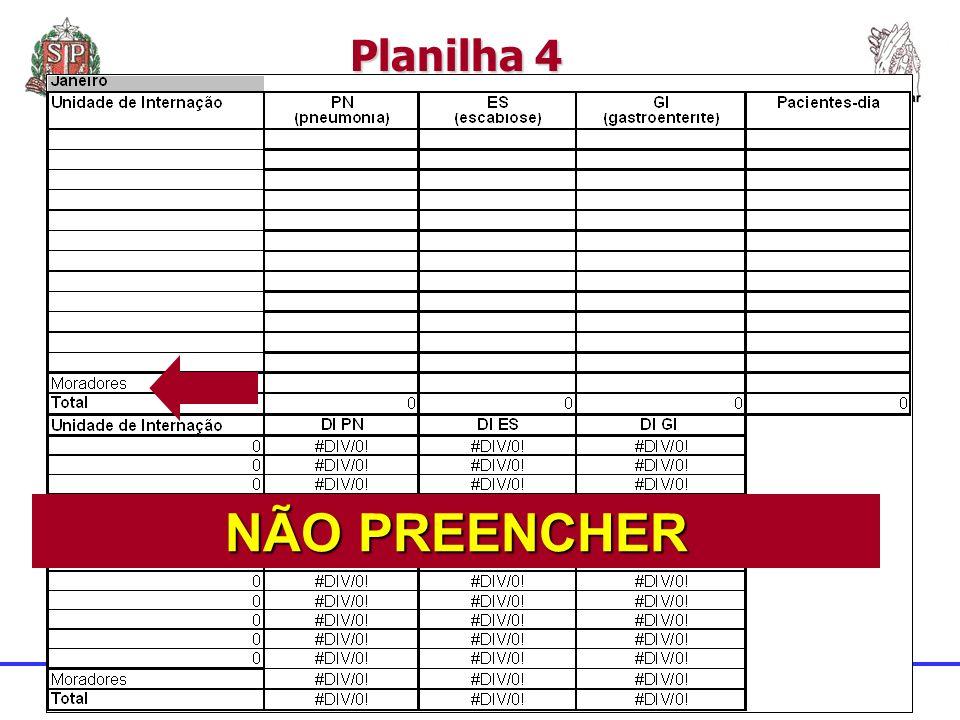 Planilha 4 NÃO PREENCHER