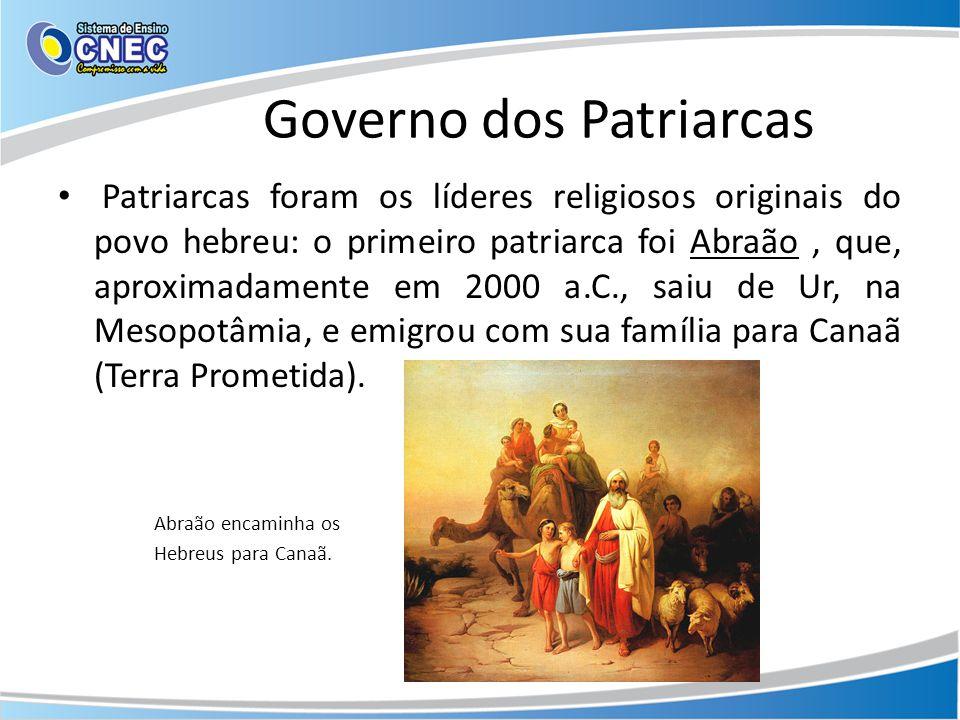 Governo dos Patriarcas