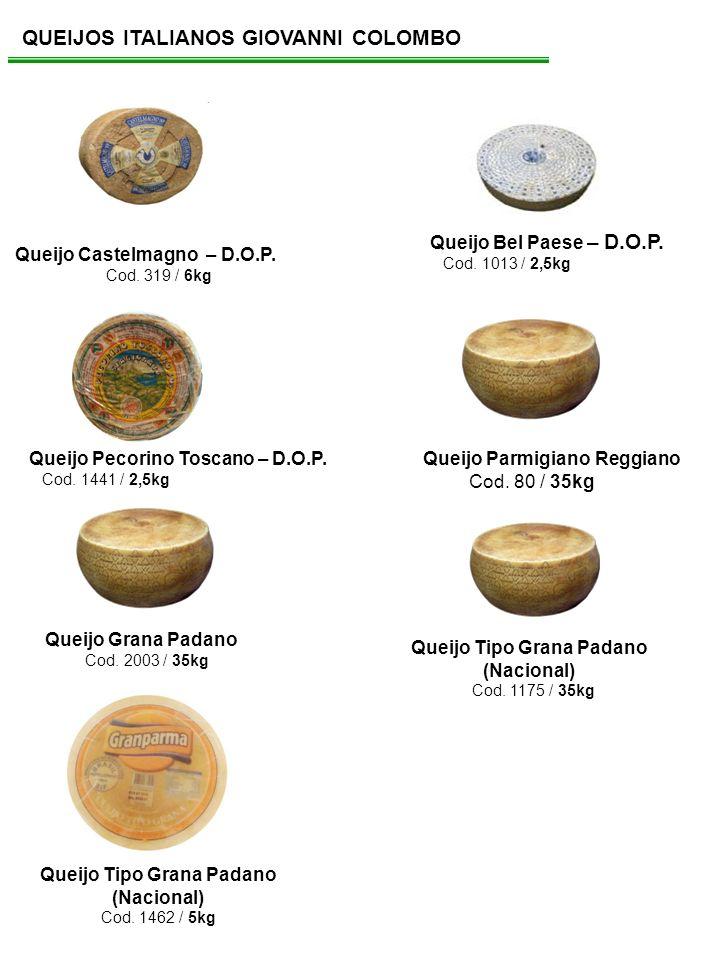 QUEIJOS ITALIANOS GIOVANNI COLOMBO