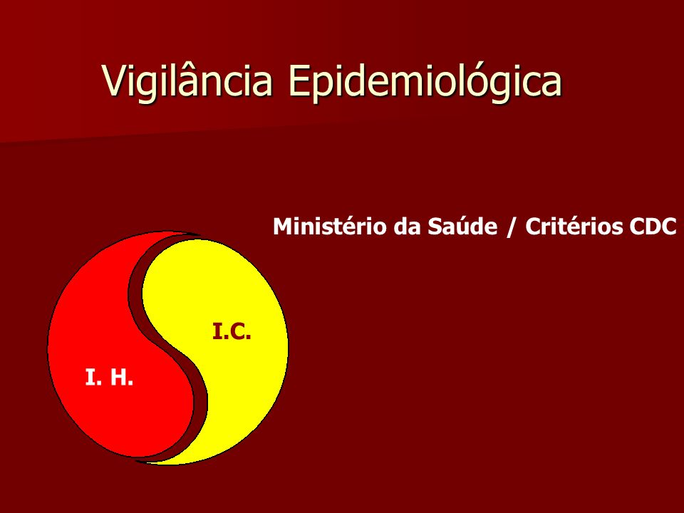 Vigilância Epidemiológica