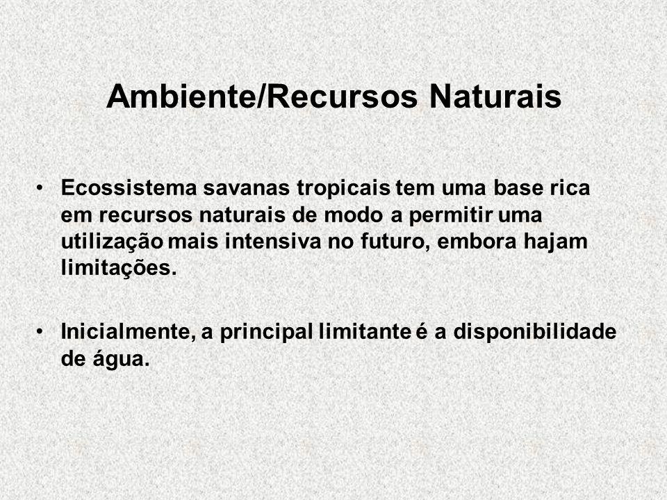 Ambiente/Recursos Naturais
