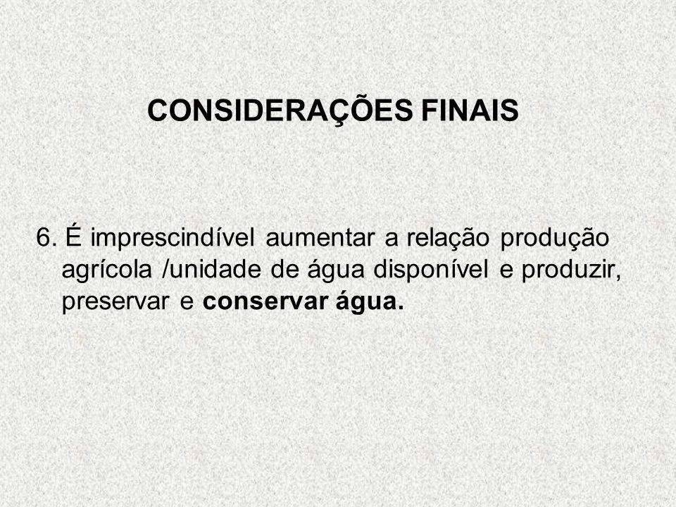CONSIDERAÇÕES FINAIS6.