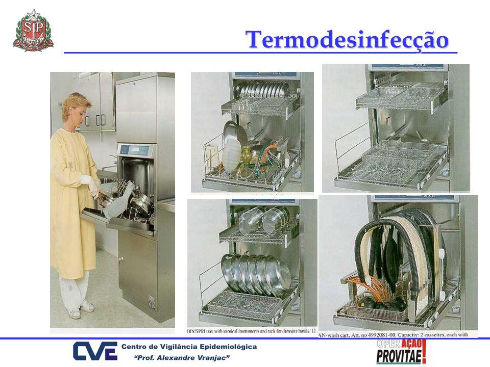 Termodesinfecção