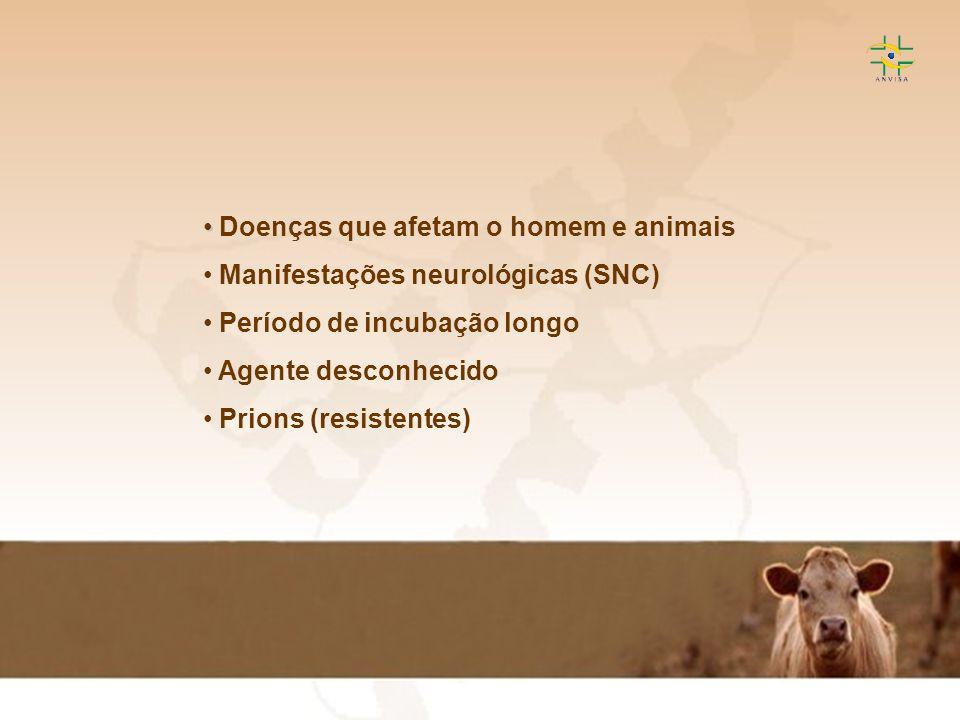 Doenças que afetam o homem e animais