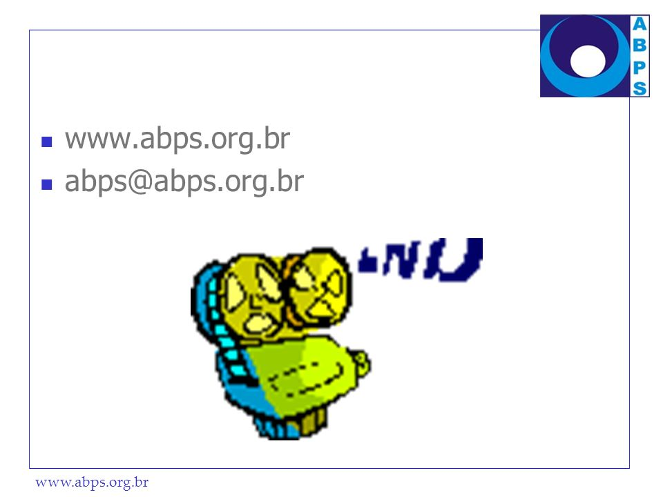 www.abps.org.br abps@abps.org.br