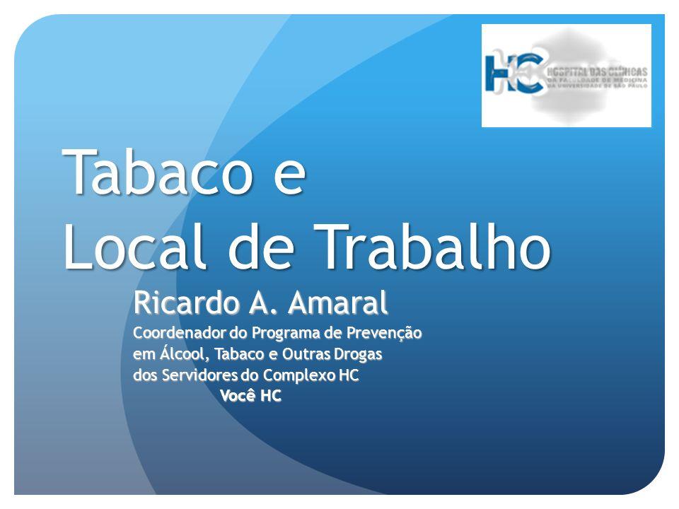 Tabaco e Local de Trabalho