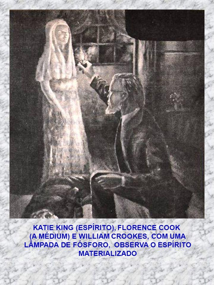 KATIE KING (ESPÍRITO), FLORENCE COOK